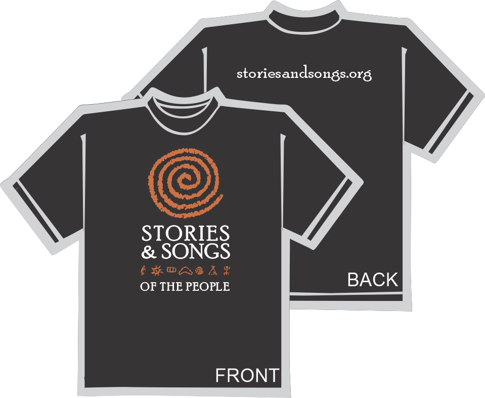 storiesandsongs tee